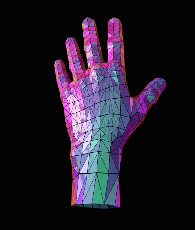 أعمال فنية ثلاثية الأبعاد
