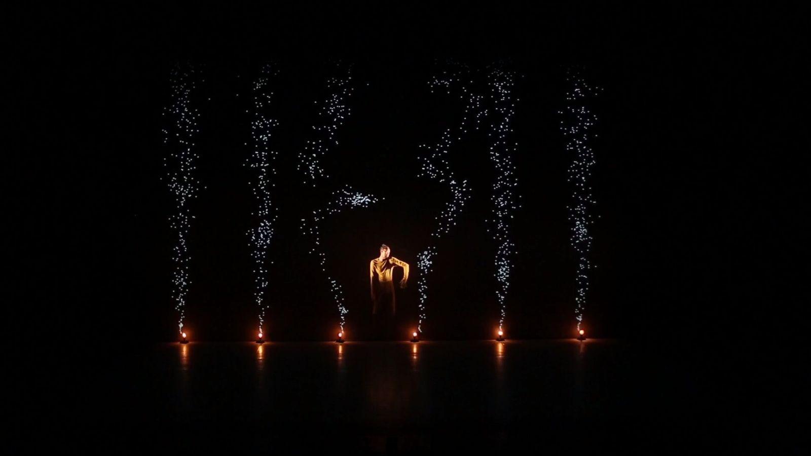 Pixel Extraits  : الجمع بين الرقص و التكنولوجيا