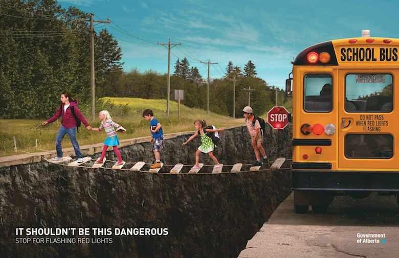 إعلانات فعالة تسلط الضوء على قضايا مهمة