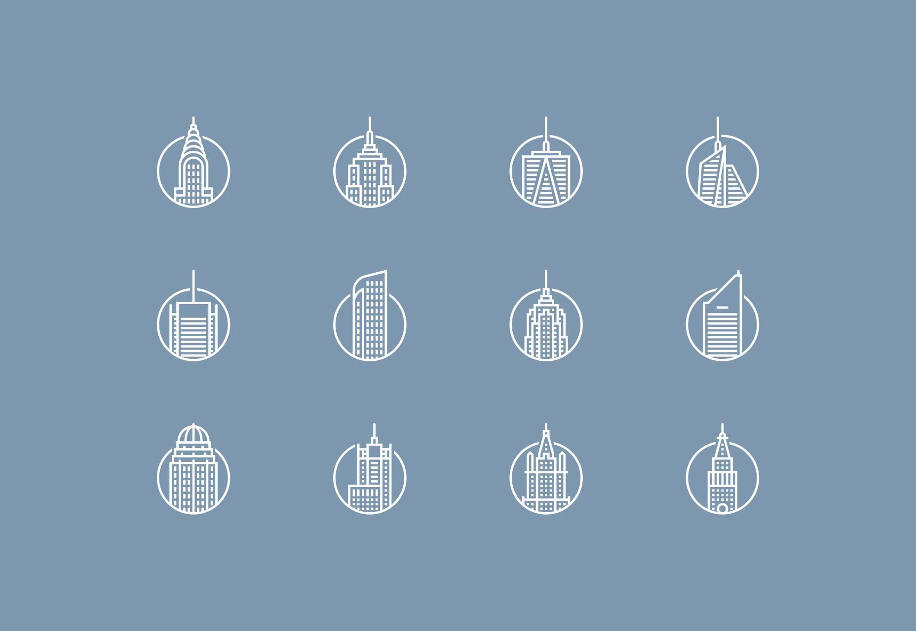مجاناً:٤٠ مجموعة من اجمل الأيقونات الجديدة