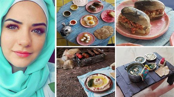 بالصور: عشرينية أردنية