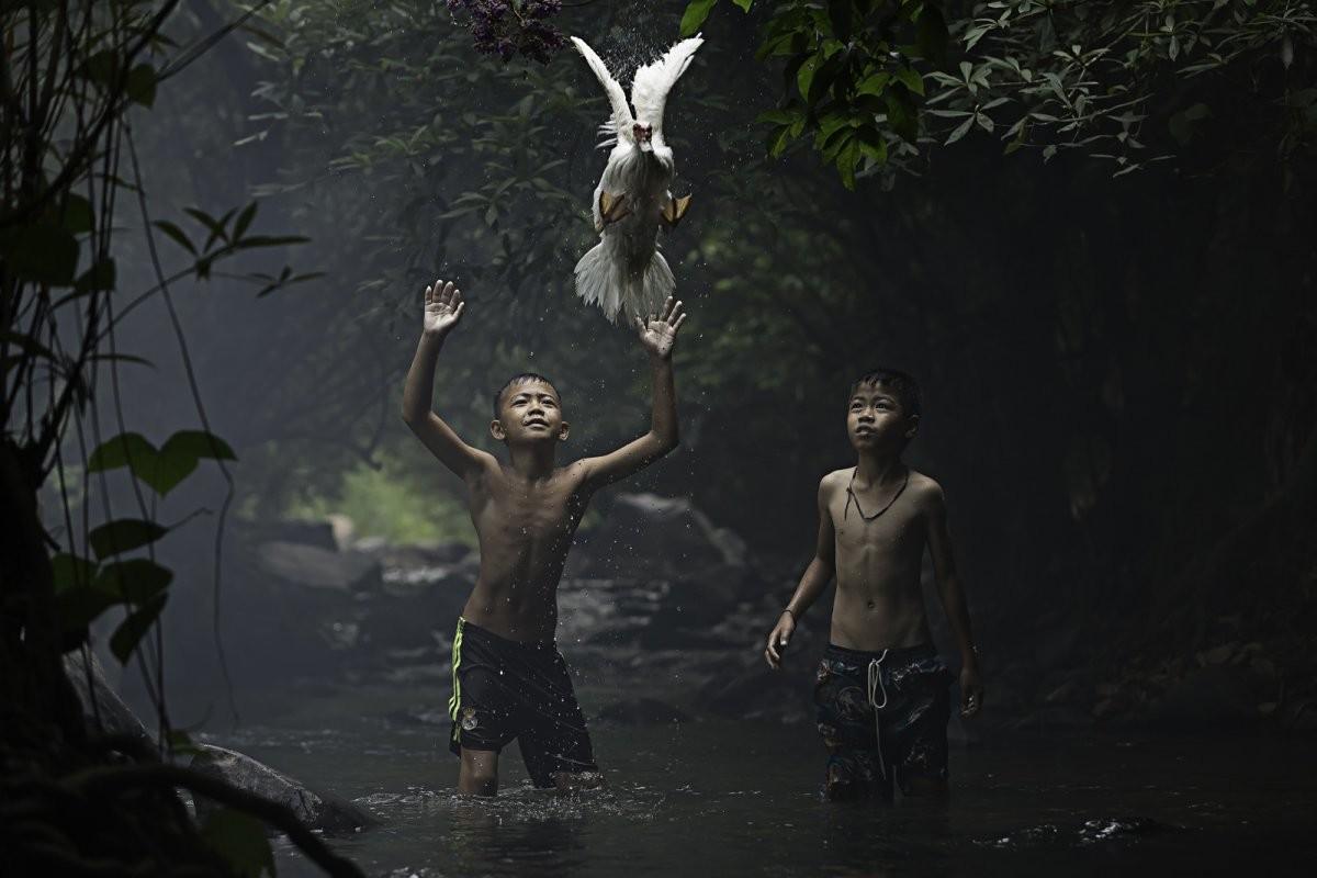"""الصور الفائزة بمسابقة """"مسافر ناشيونال جيوغرافيك"""" للتصوير 2015"""