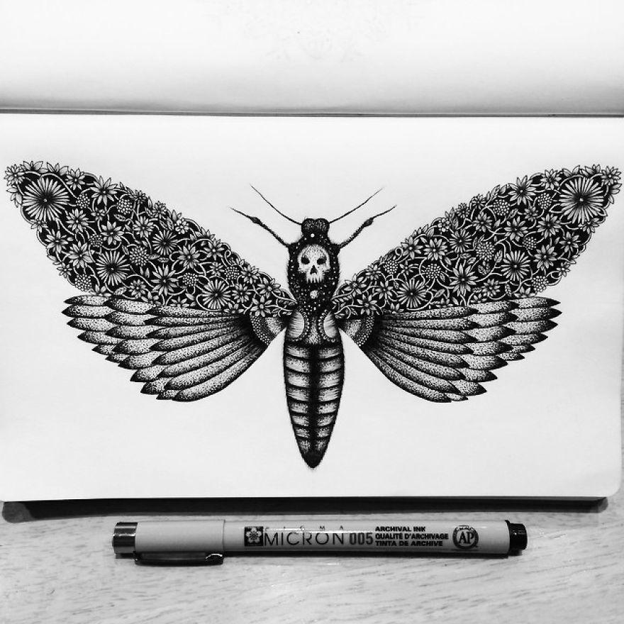 فنانة لديها هاجس عجيب في التفاصيل