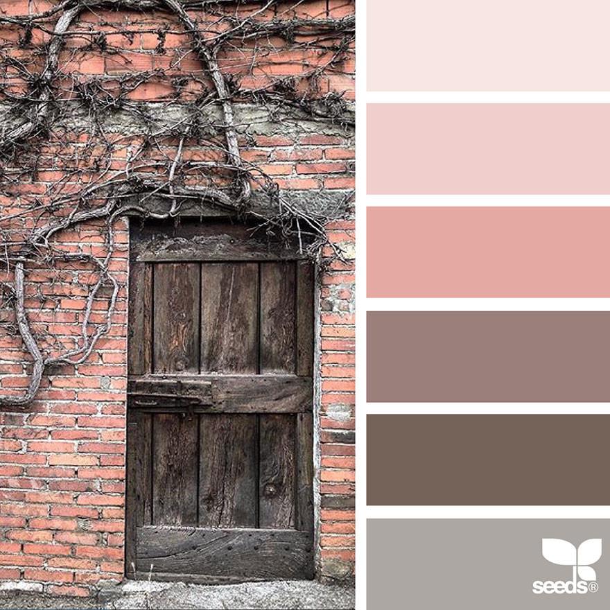 لوحات ألوان مستوحاة من الطبيعة للفنانين والحرفيين ومصممي الديكور