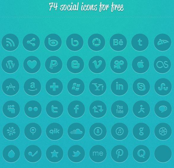 28 رزمة لأيقونات مجانية