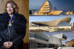 زها حديد   المهندسة المعمارية التي ألهمت أجيال التصميم