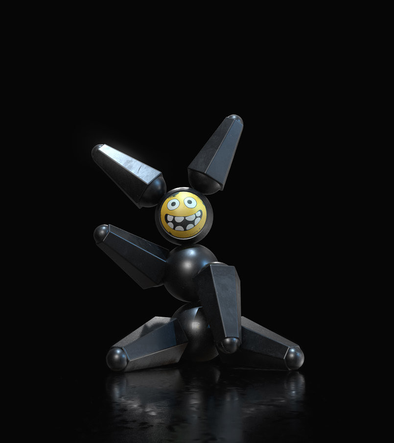 فنان ال-3D ركان خماش