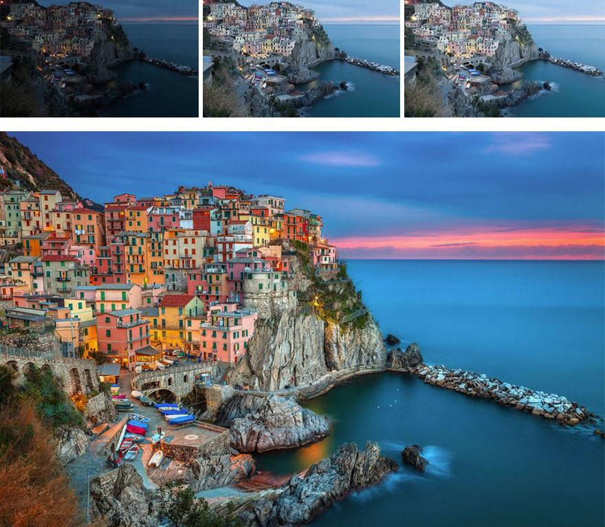 مصور يكشف مدى تأثير الفوتوشوب على صور الانترنت