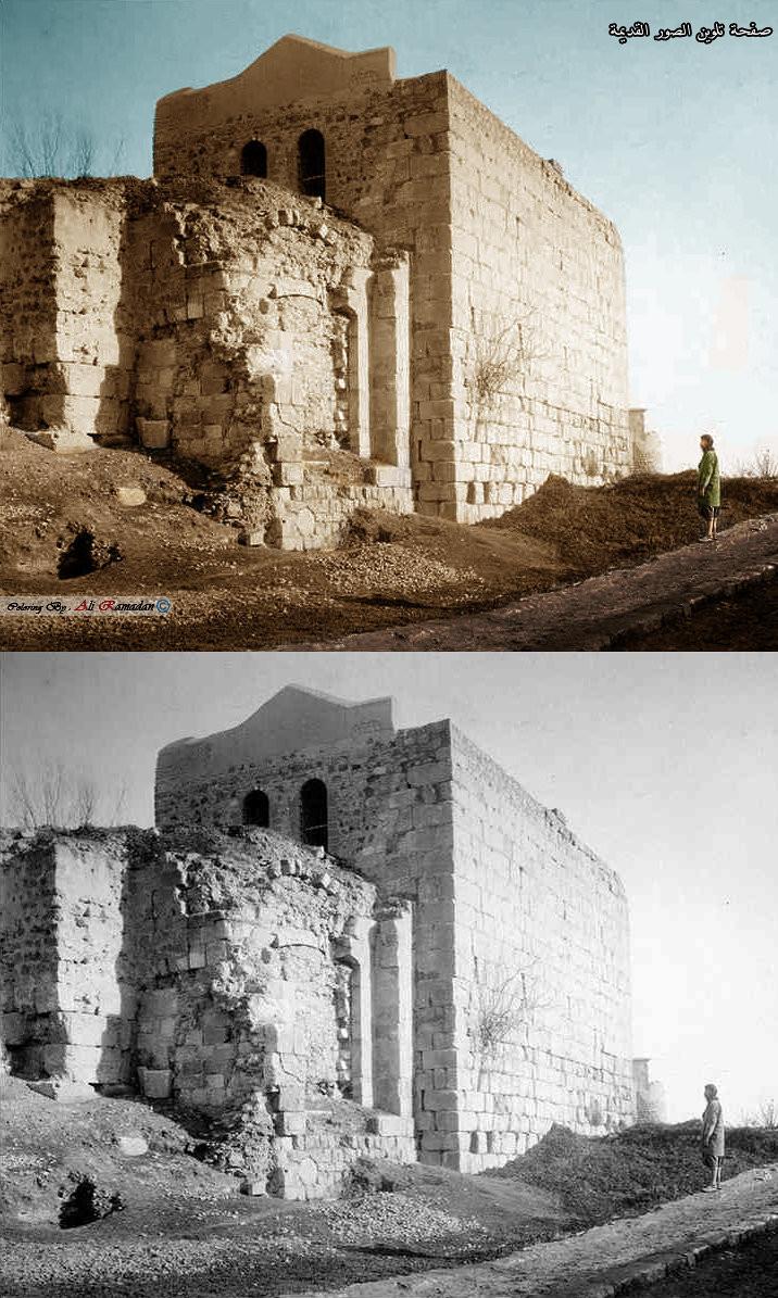 ماضي سوريا بالألوان | علي رمضان