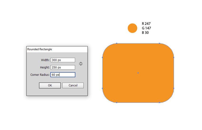 تعلم كيف تبتكر شخصيات بسيطة باستخدام برنامج (Adobe illustrator)