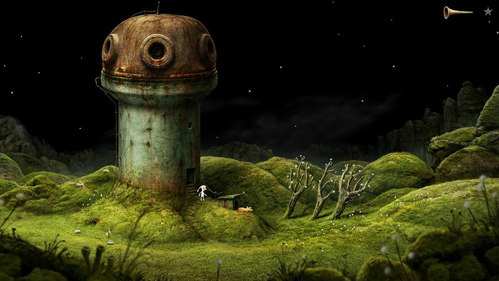 لعبة Samorost 3 الالكترونية الجديدة: مؤثرات صوتية ومرئية مذهلة تجذب الحواس