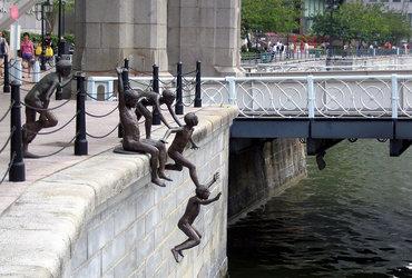 من أجمل التماثيل المنحوتة حول العالم
